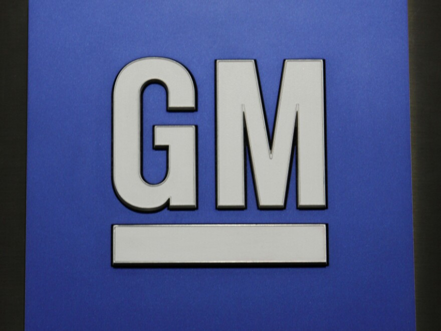 General Motors is buying back stock from the U.S. government.