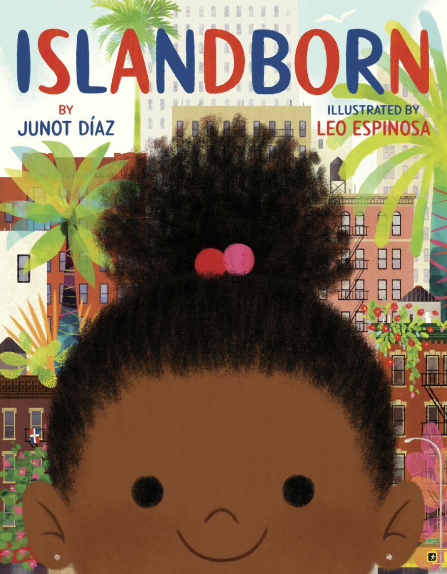"In ""Islandborn,"" Junot Diaz writes for immigrant children."