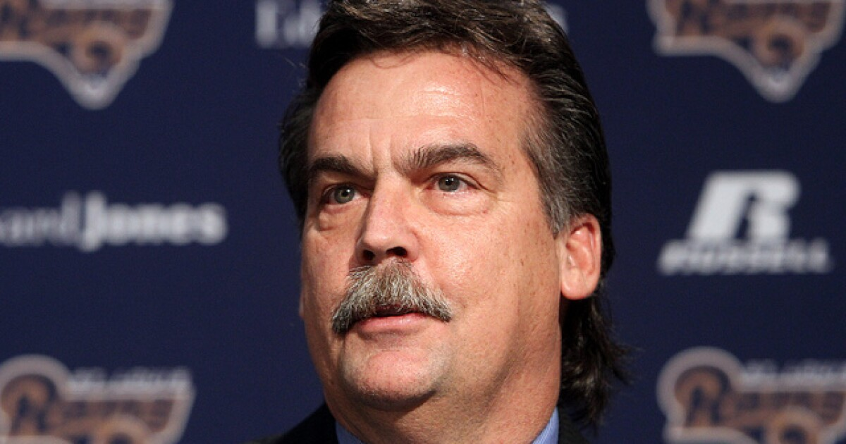 Jeff Fisher Officially Announced As Rams Head Coach St Louis Public Radio