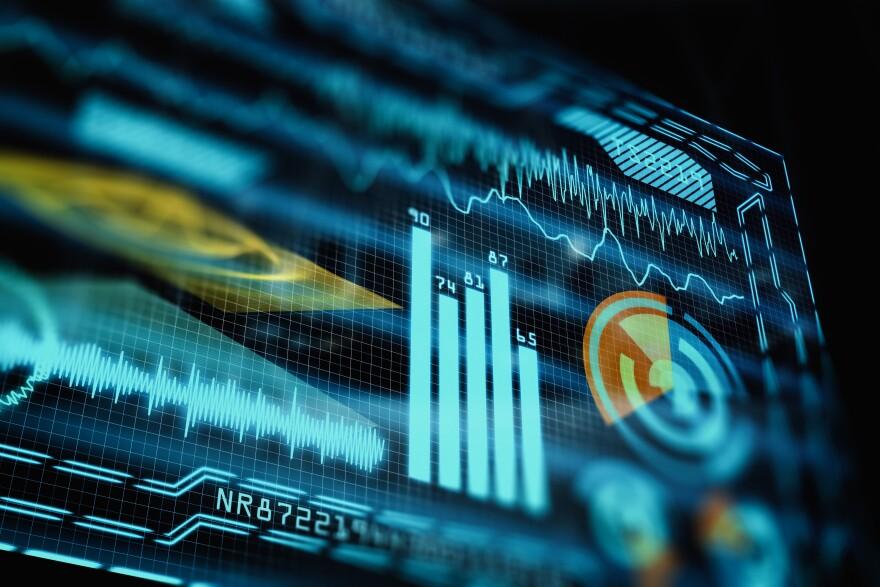 An illustration of cyber analytics