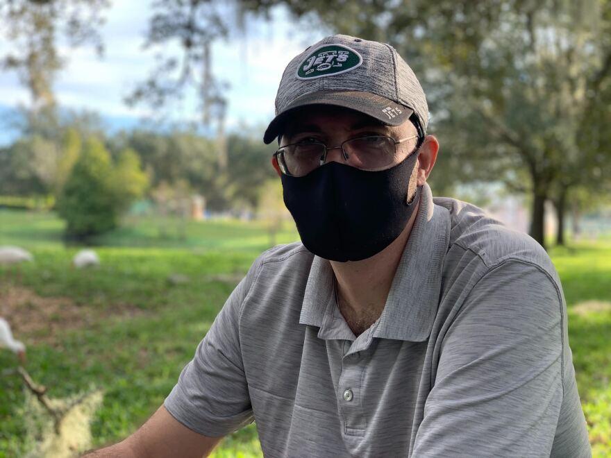 COVID-19 Survivor Mike Thors