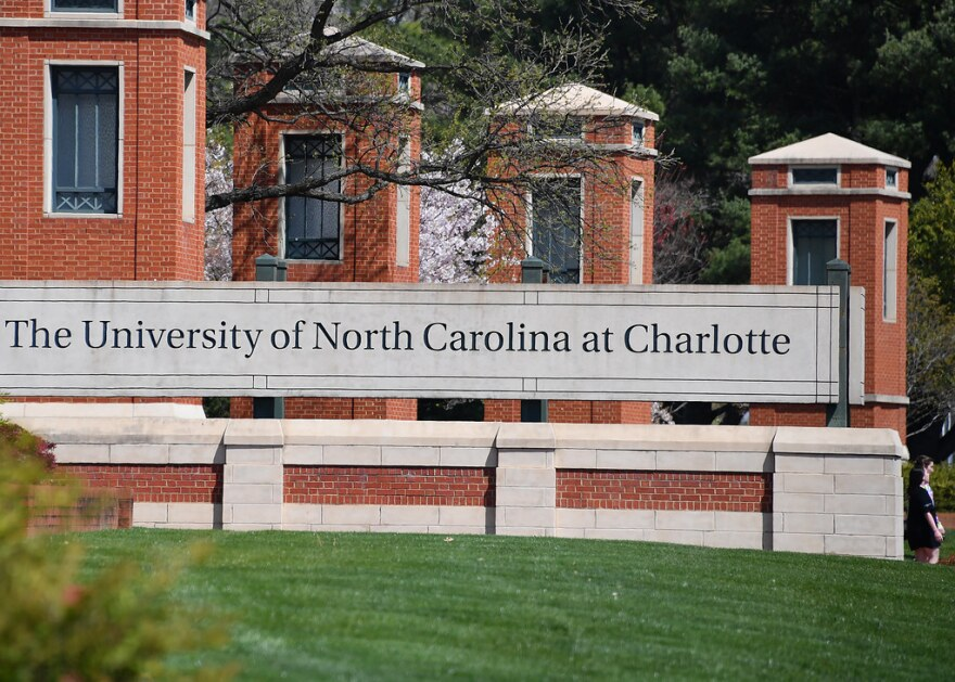 UNC System schools, including UNC Charlotte, announce they will only hold virtual classes after March 23rd