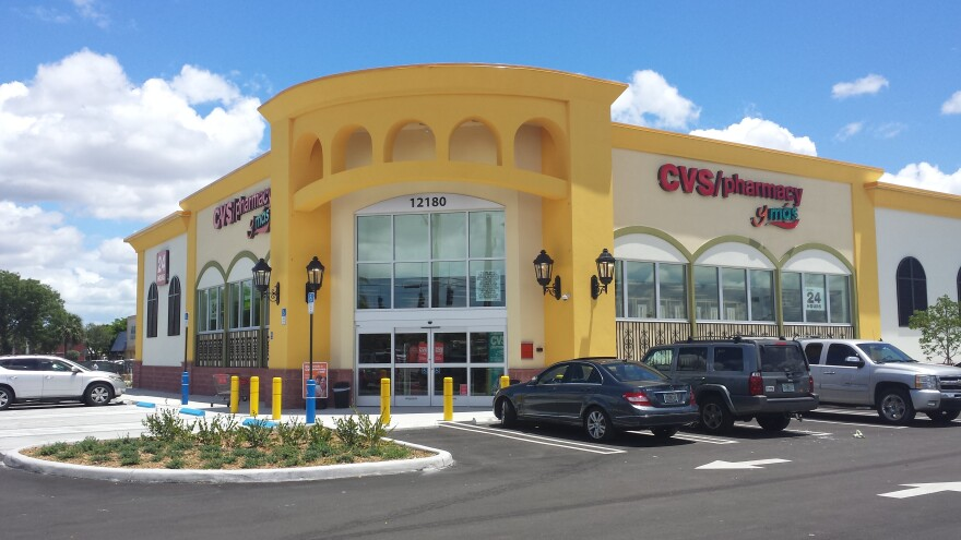 CVS has launched twelve CVS/pharmacy y más locations in South Florida, including this brand new store on SW 8th Street.