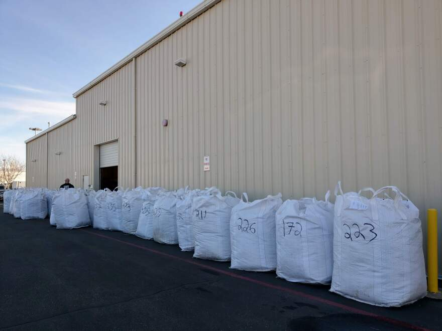 Idaho State Police seized more than 6,700 pounds of cannabis product from a truck outside Boise. The owners of the cargo say it's hemp.