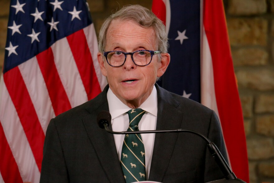 Gov. Mike DeWine (R-Ohio)