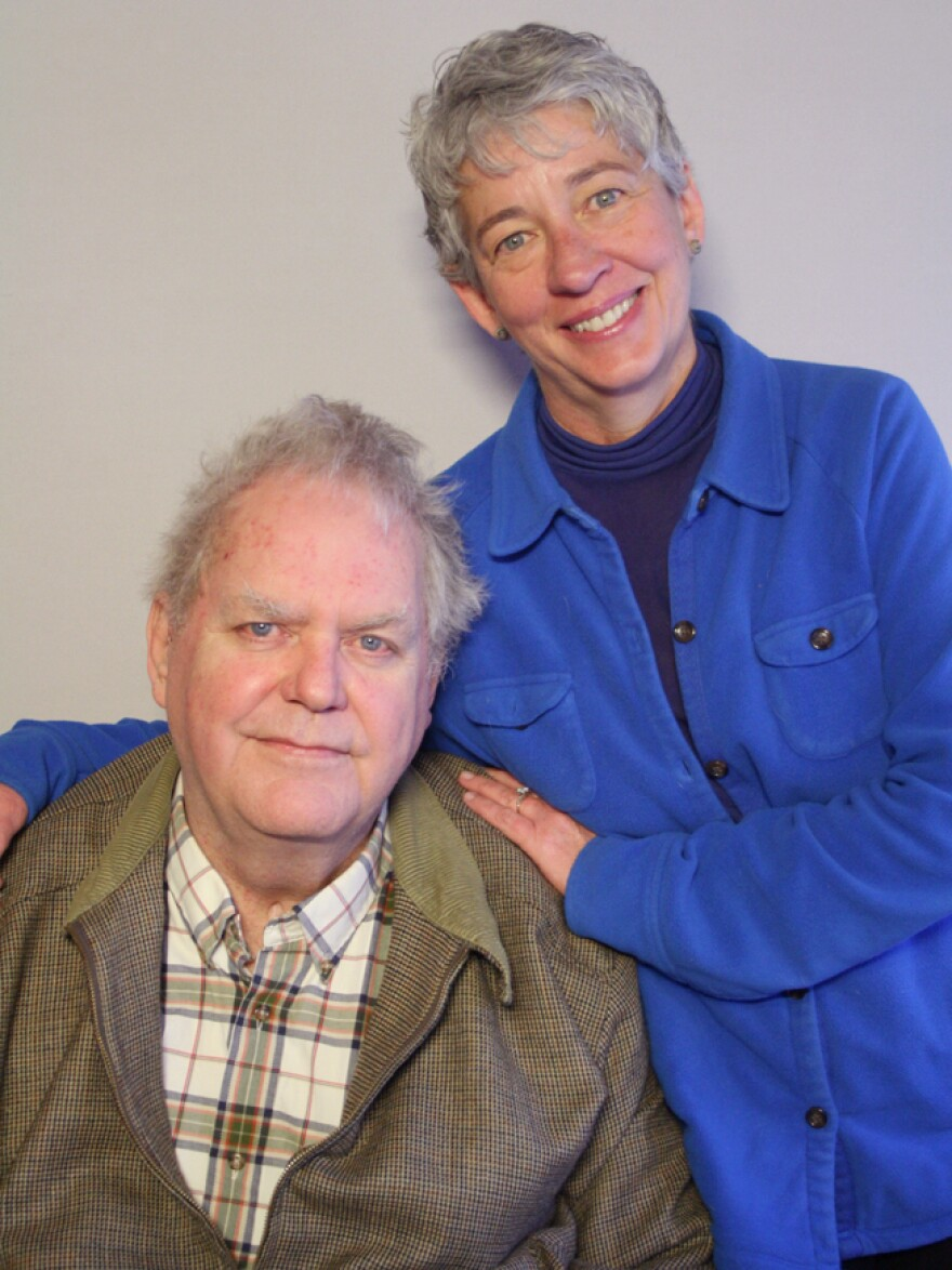 John Tull, 63, and Lucinda Marker, 57, survived a bout of the bubonic plague in 2002.