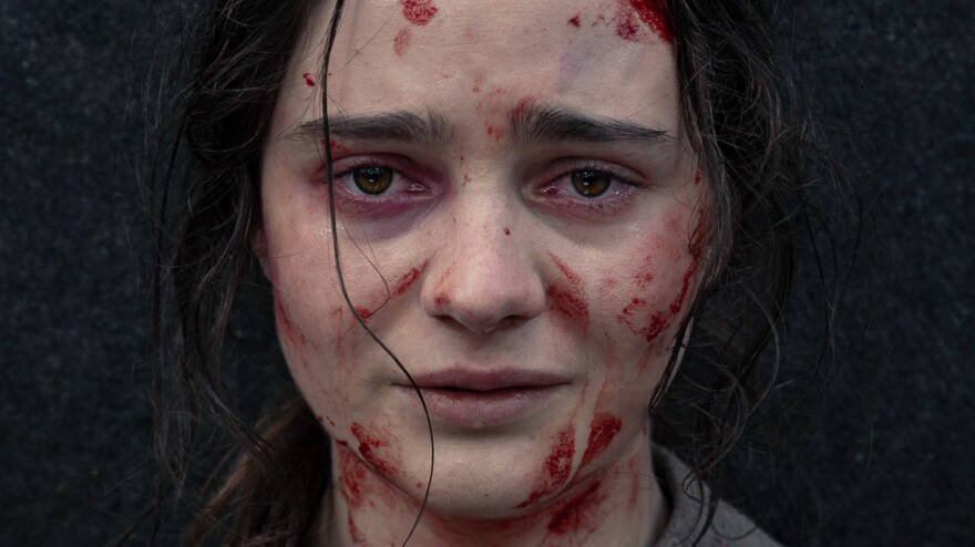 "<em></em>""Aisling Franciosi gives a performance of trembling brilliance as Clare, an Irish convict ... at a remote British military outpost in Tasmania."""