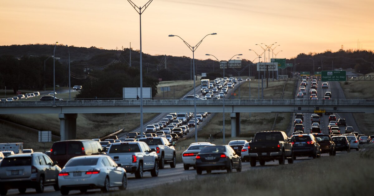 Advocates Hope Texas Turns A Corner With Its Driver's License Suspension Program