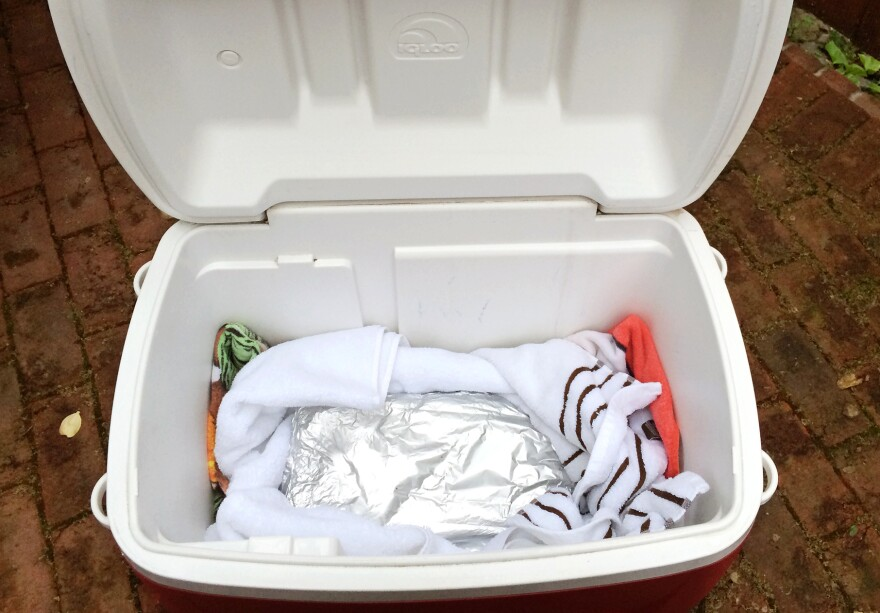 This cooler may be the most important part of perfecting your barbecue.