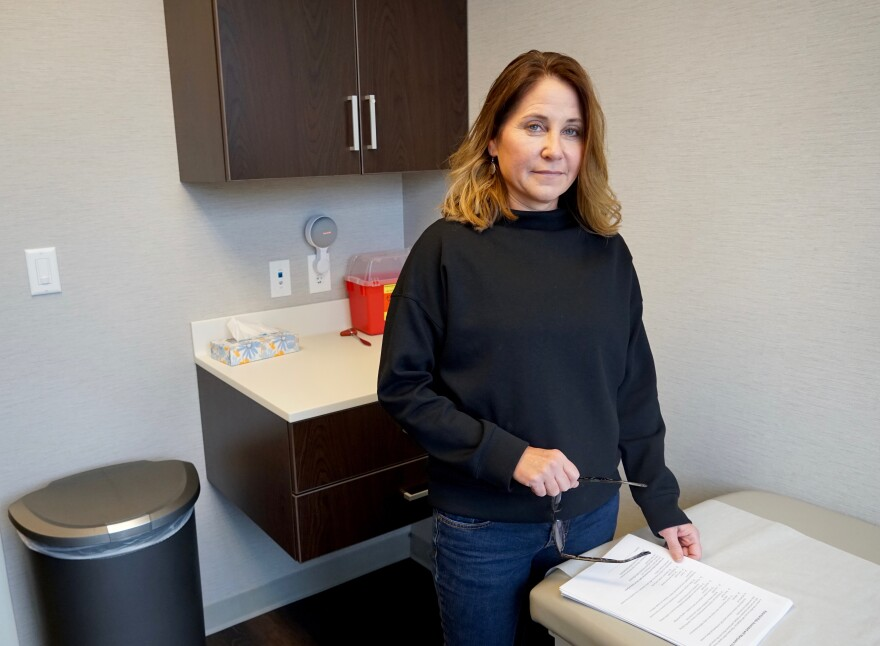 Orthopedic specialist Dr. Patricia Hurford was originally skeptical of cannabis' medical benefits. After she saw how it changed her patients' quality of life, she began to change her mind.