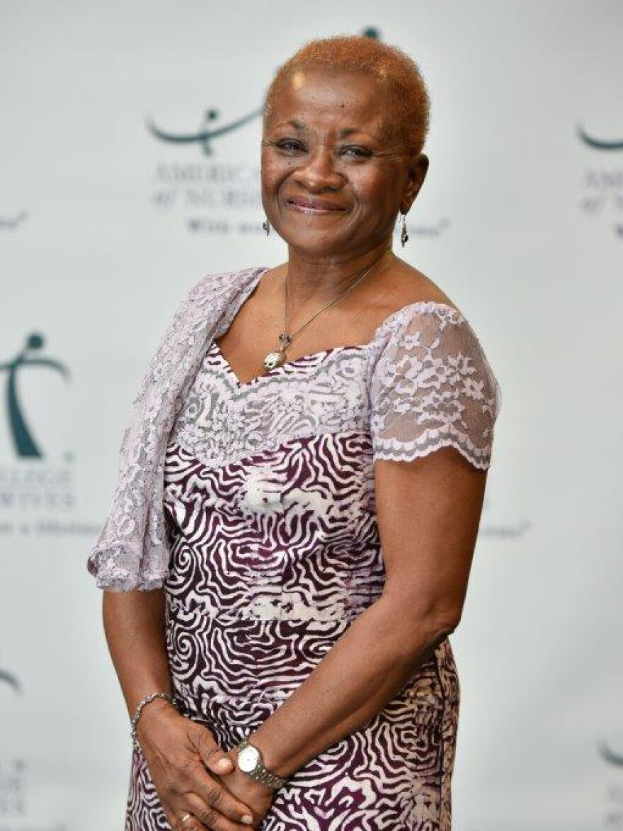 Now retired, Patricia Loftman, 68, sits on the board of the American College of Nurse-Midwives and advocates for better care for minority women.