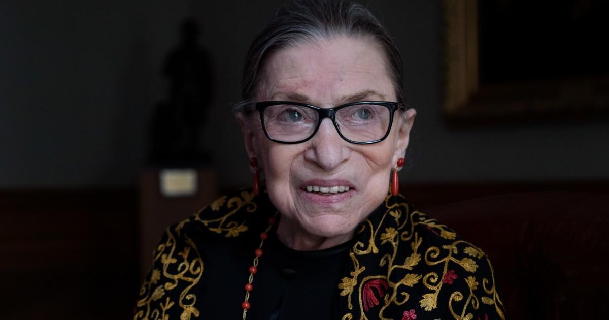 Remembering Ruth Bader Ginsburg, Who Sang Iowa Opera's Praises