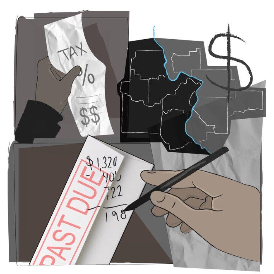 Illustration by Rici Hoffarth I St. Louis Public Radio