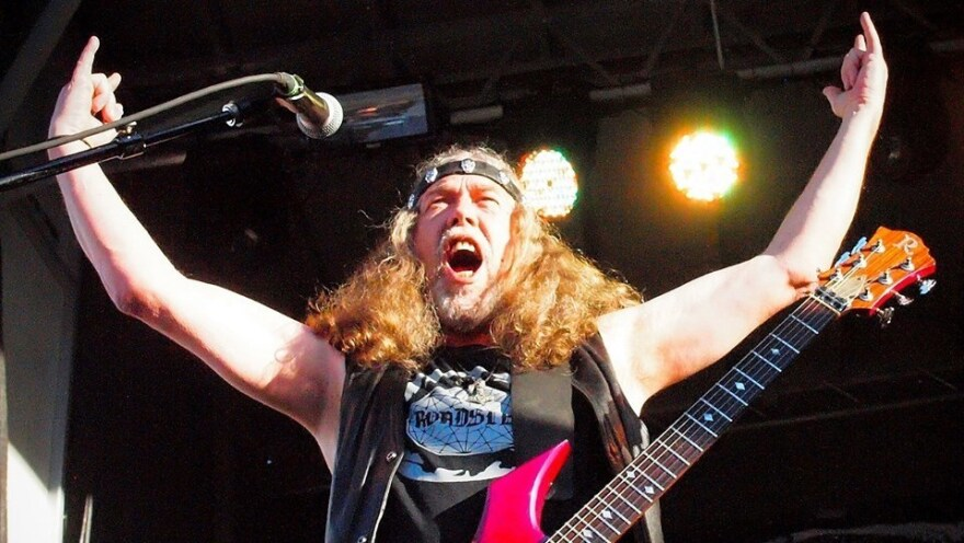 "Manilla Road's Mark ""The Shark"" Shelton circumnavigated convention to evolve what fans call epic heavy metal."