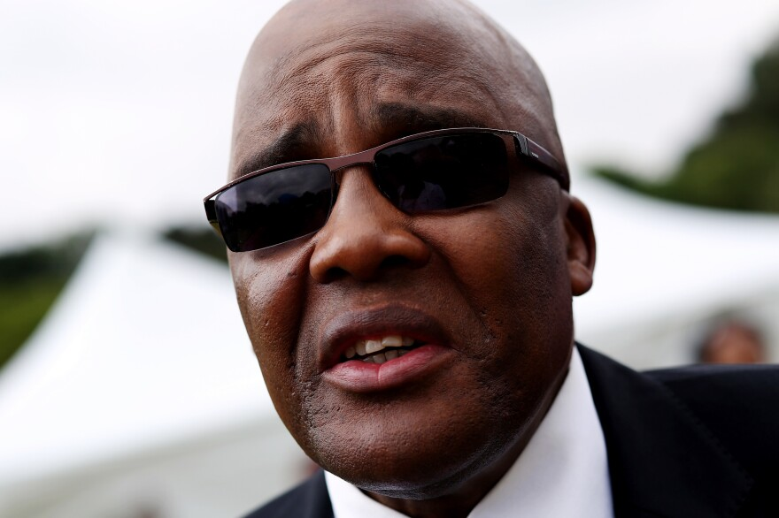 South Africa Health Minister Aaron Motsoaledi has no patience for people who abuse their health and expect the government to fix things.