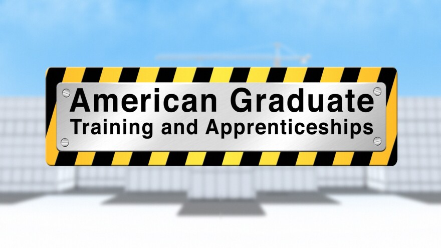'American Graduate: Training and Apprenticeships' premieres Tuesday, December 10th at 8pm on WVPB.