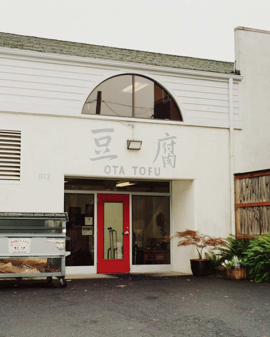 Ota Tofu has fed the Japanese American community in Portland, Ore., for more than 100 years.