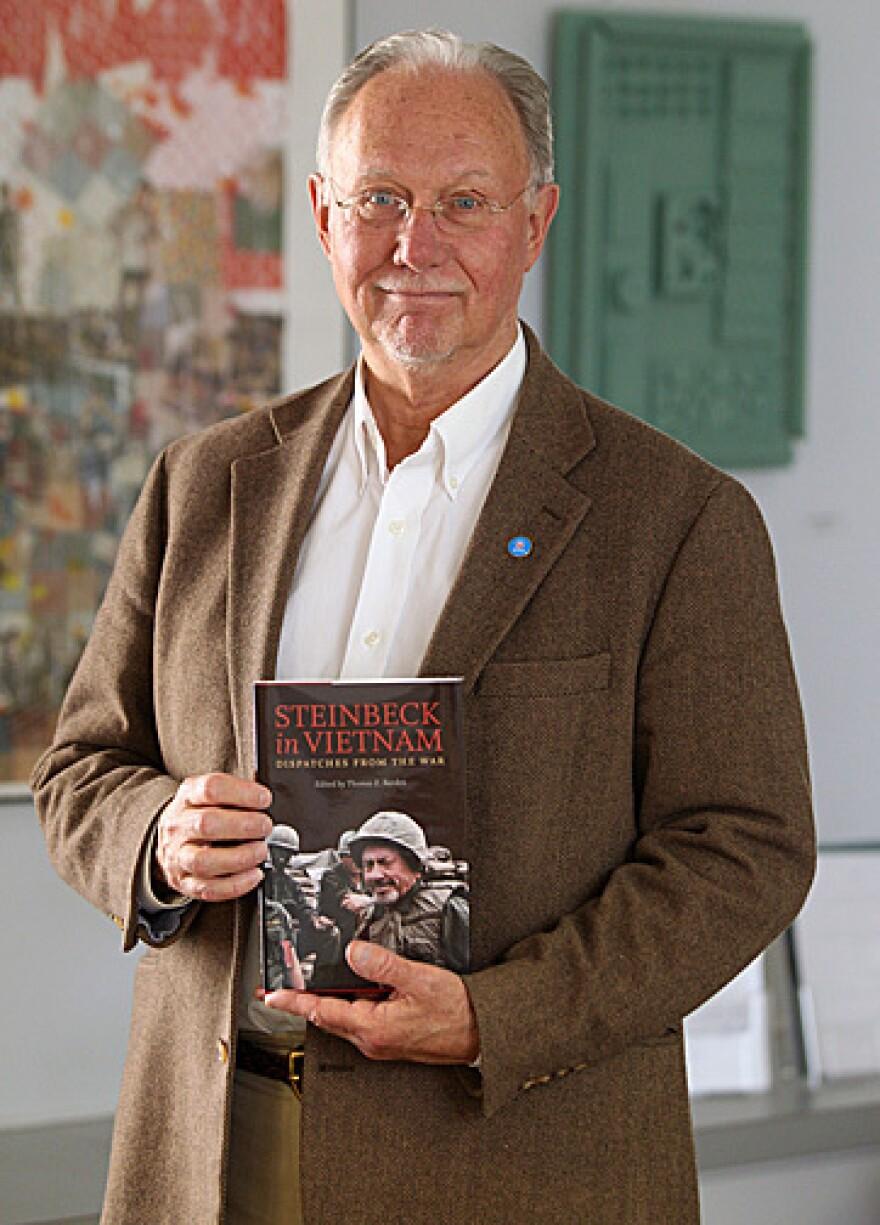 Author Thomas E. Barden is a professor at the University of Toledo.