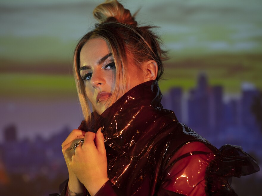 "After a drawn out fight with her record label, <em>Good To Know</em> is JoJo's first new album since 2016. ""I found my power. And that feels so exhilarating and intoxicating,"" she says."