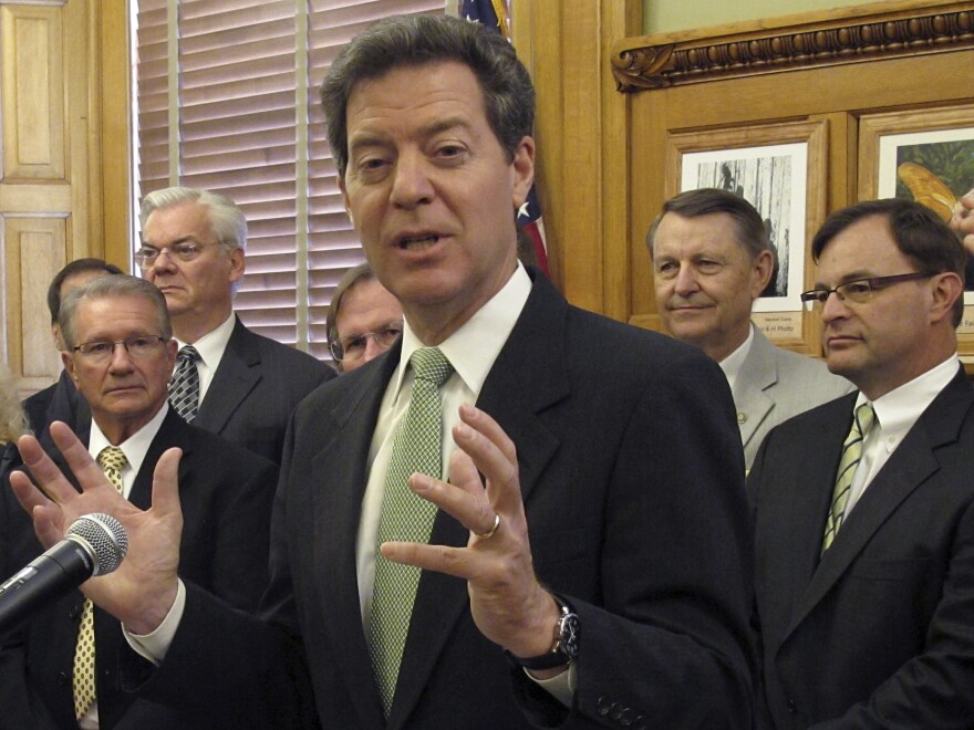 When Kansas faced a tight budget last year, Gov. Sam Brownback cut the state's arts funding.
