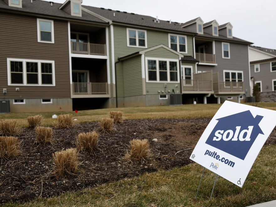 """Millions of homeowners have put their mortgage payments on pause amid the coronavirus crisis. """"A lot of people are in distress,"""" says Michael Fratantoni, chief economist at the Mortgage Bankers Association."""