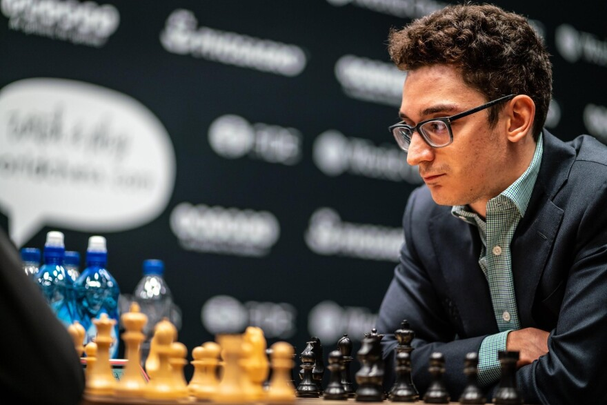 World #2 Fabiano Caruana is the top seed in the 2020 FIDE Candidates.