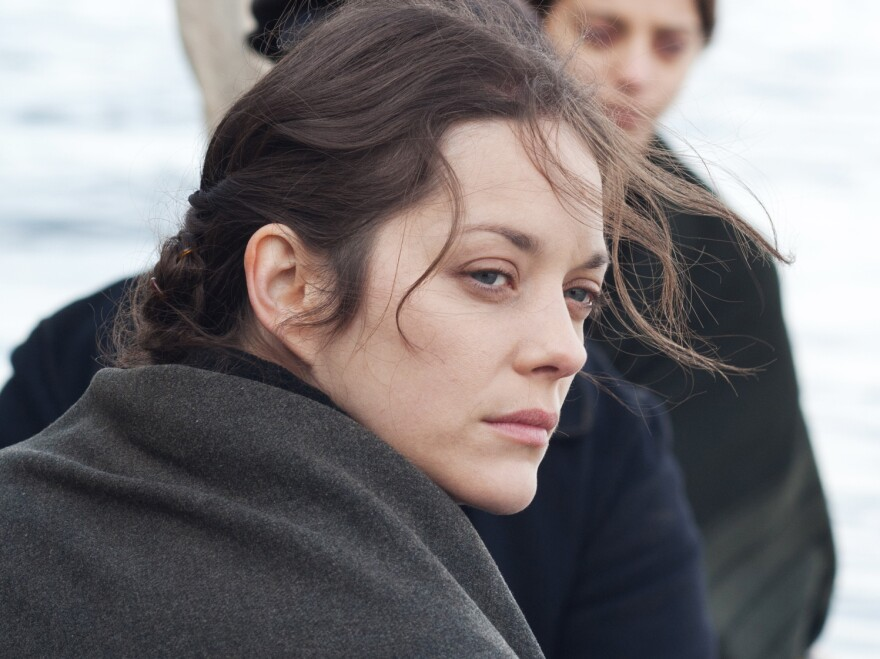 Marion Cotillard stars in <em>The Immigrant</em>.