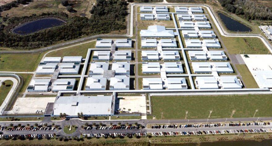 Falkenburg Road Jail in Hillsborough County