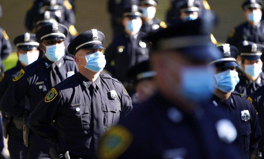 Houston Police Cadets
