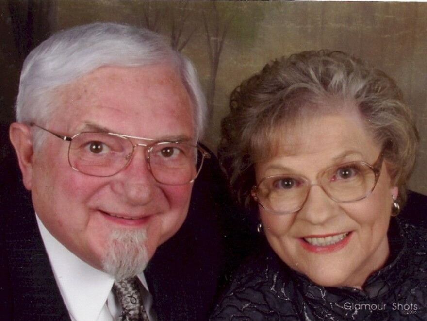 <p>C. Peter Wagner, pictured with his wife, Doris, is one of the leaders of the New Apostolic Reformation.</p>