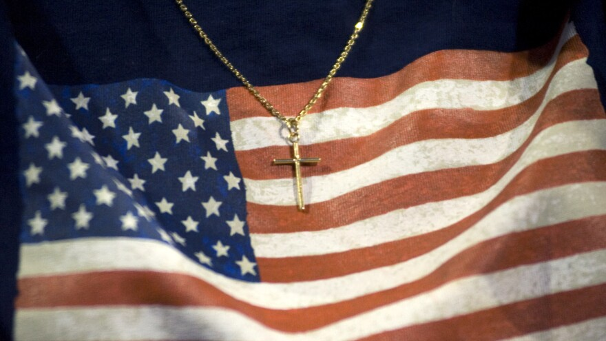 """""""Somebody's values are going to reign supreme,"""" said David Lane, who has organized political training sessions for evangelical pastors. """"We want people with our values to be elected to office and to represent our interests there."""""""