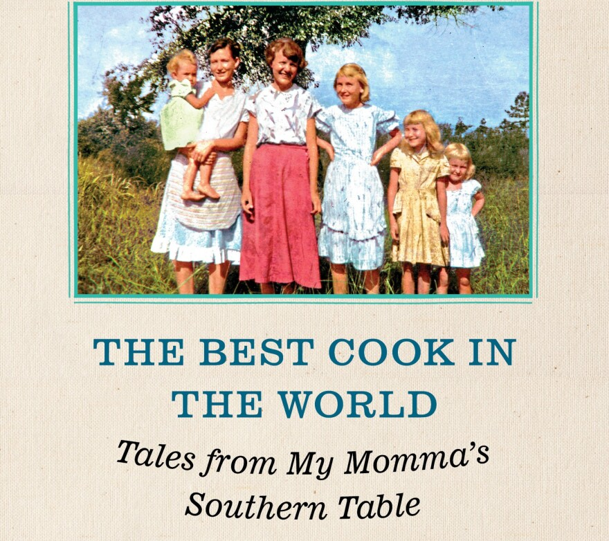 "Cover of Rick Bragg's ""The Best Cook In The World"""