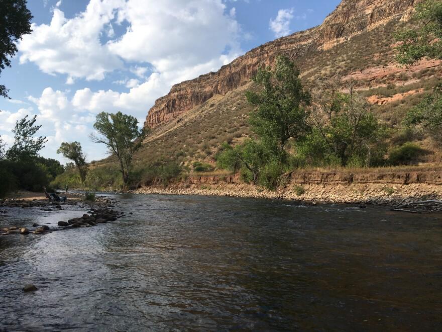 poudre river watson lake