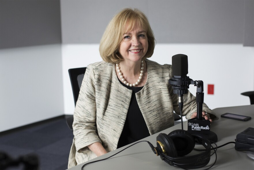 St. Louis Mayor Lyda Krewson just passed the mark of 100 days in office as mayor.