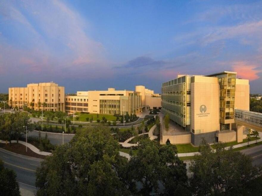 The president of Moffitt Cancer Center along with its director and four researchers resigned amid an investigation into Chinese efforts to influence or compromise U.S. researchers, the hospital announced on Wednesday.