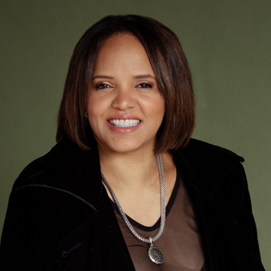 Drummer Terri Lyne Carrington, who will become one of the youngest to ever receive the distinction of NEA Jazz Master.