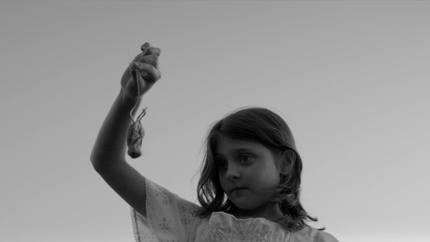 Olivia Bond as the young Francisca in <em>The Eyes of My Mother.</em>
