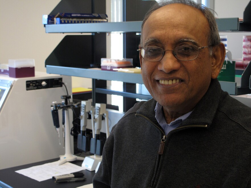 Sudhir Sinha's company, InnoGenomics, is one of hundreds of startups that call New Orleans home.