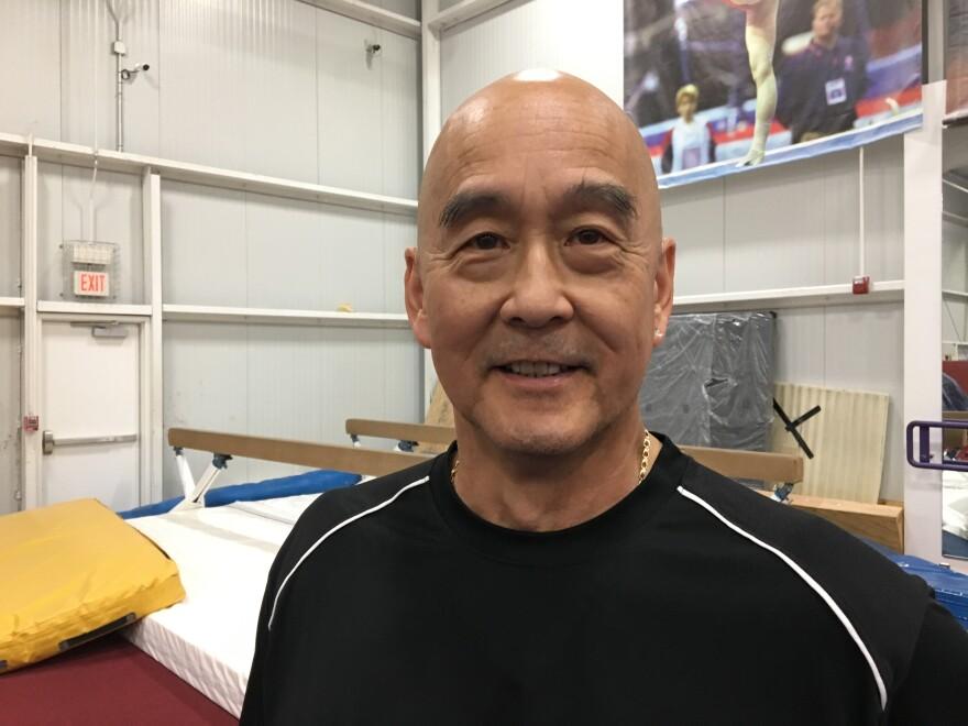 Al Fong, Area Gymnastics Coach.JPG