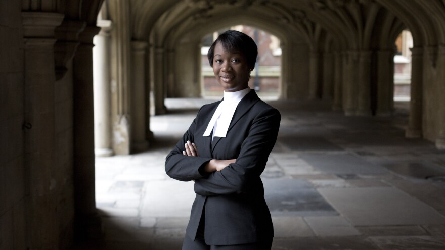 At 18, Gabrielle Turnquest is the youngest person in the history of the English legal system to be admitted to the bar.