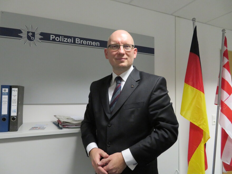 "Daniel Heinke, a police official in Bremen, works with the German government to prosecute and deradicalize German citizens who joined the Islamic State. ""It's not only a legal obligation but a moral obligation,"" he says, to repatriate German children who've been brought up in the caliphate."