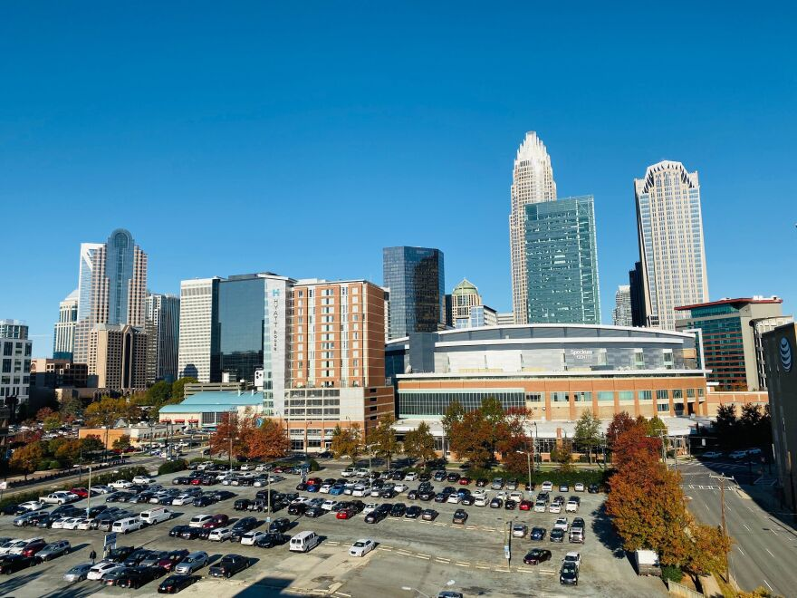 Charlotte's Spectrum Center is scheduled to host the 2020 Republican National Convention, but GOP officials are insisting on a full arena while state public health officials say it's not safe to have so many people together in a pandemic.