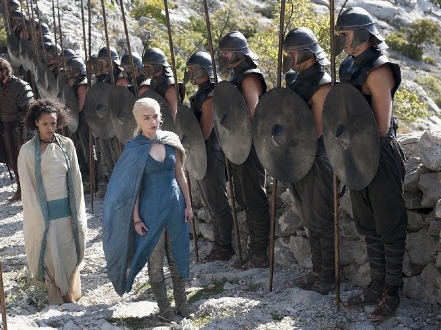 <em>Game of Thrones:</em> spoiler magnet.