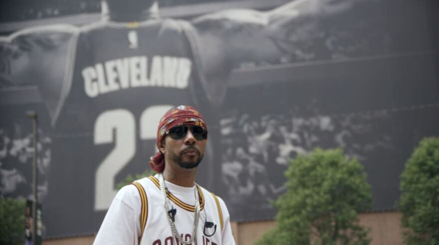 Krayzie Bone said Bone Thugs-N-Harmony and the City of Cleveland are intertwined.