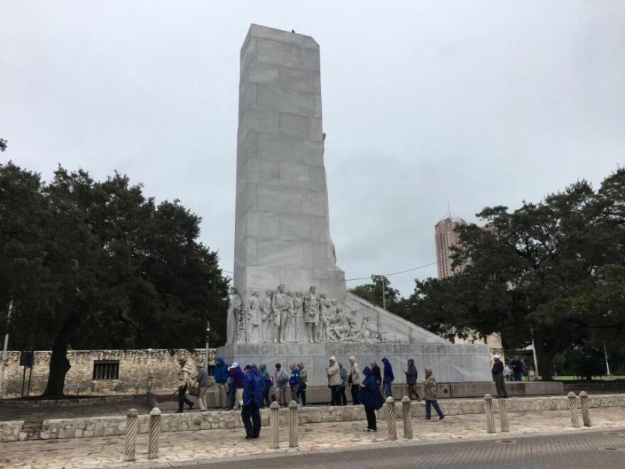 10.17.18 Alamo Cenotaph