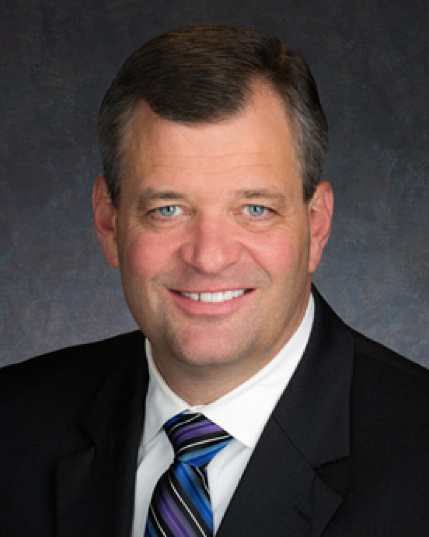 Jeffrey Jensen, President Donald Trump's nominee to be the U.S. Attorney for the Eastern District.