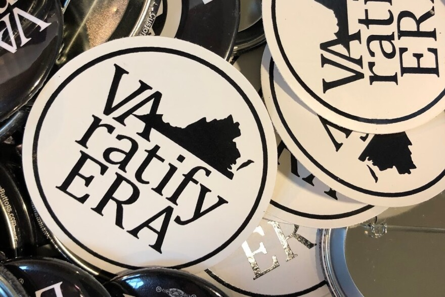 A bipartisan group of lawmakers in Virginia hopes their state is the 38th, and final one needed, to ratify the Equal Rights Amendment.
