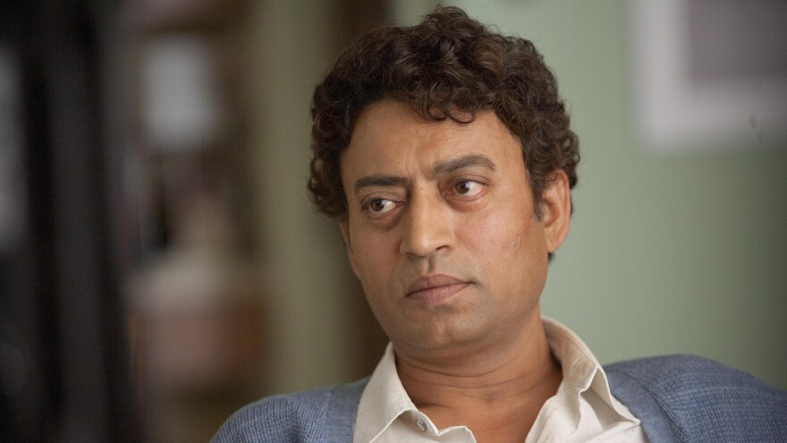 Pi Patel (Irrfan Khan) looks back on the adventure he went on as a teenager in <em>Life of Pi</em>.