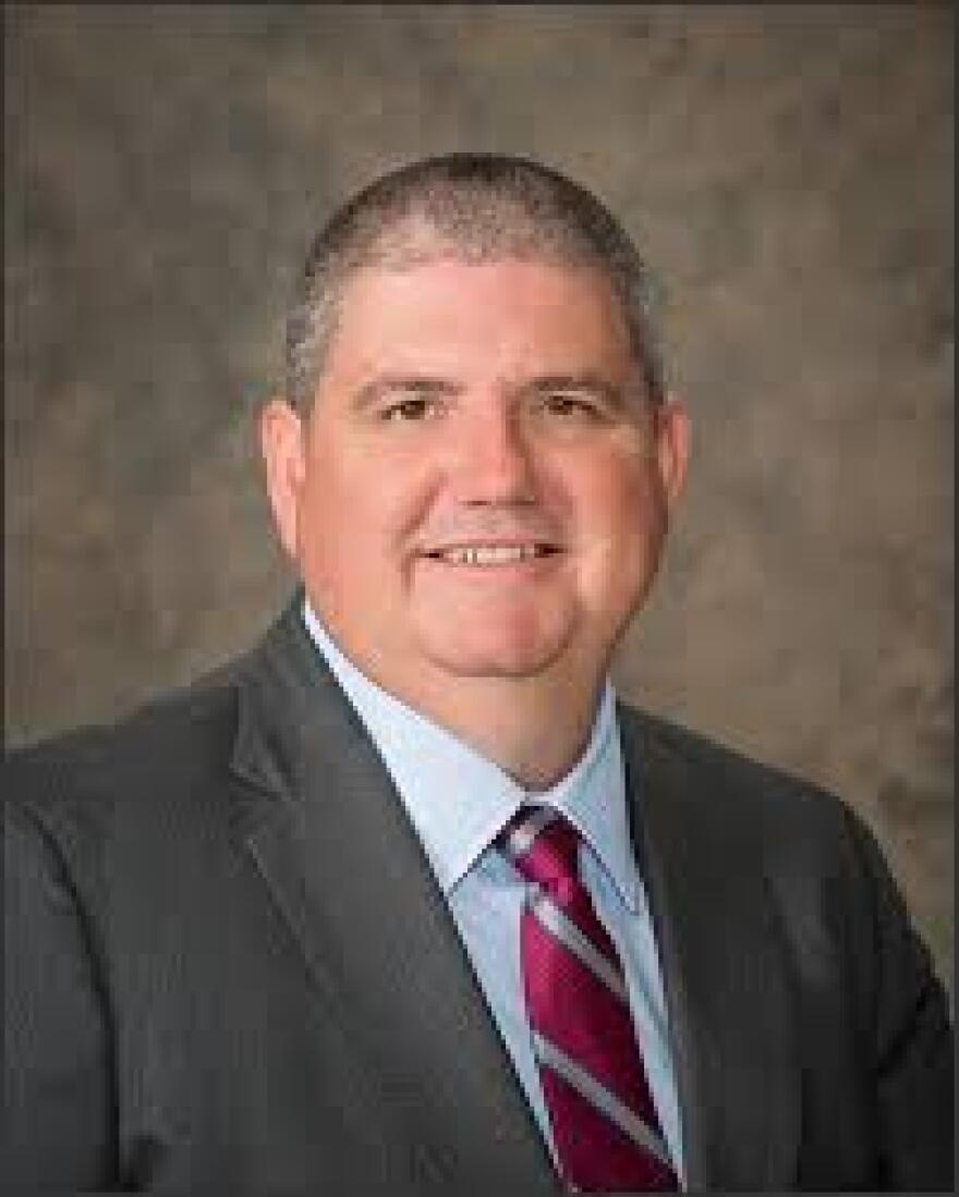 Sarasota Schools Superintendent Todd Bowden