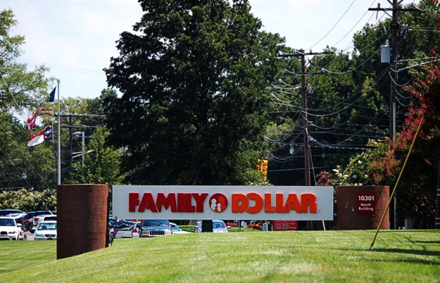 Family Dollar corporate offices, Matthews, N.C.